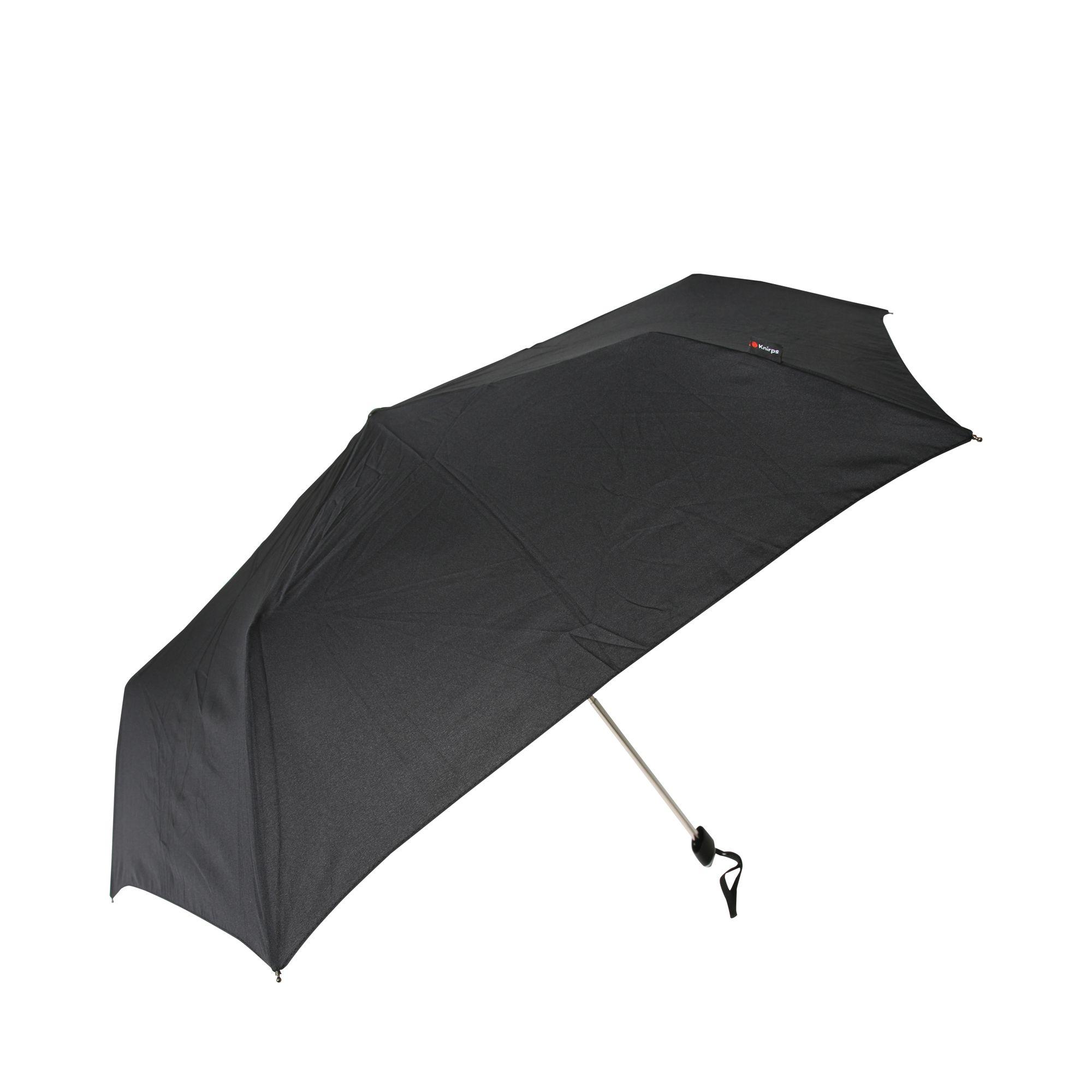 Knirps Blade paraply, Svart