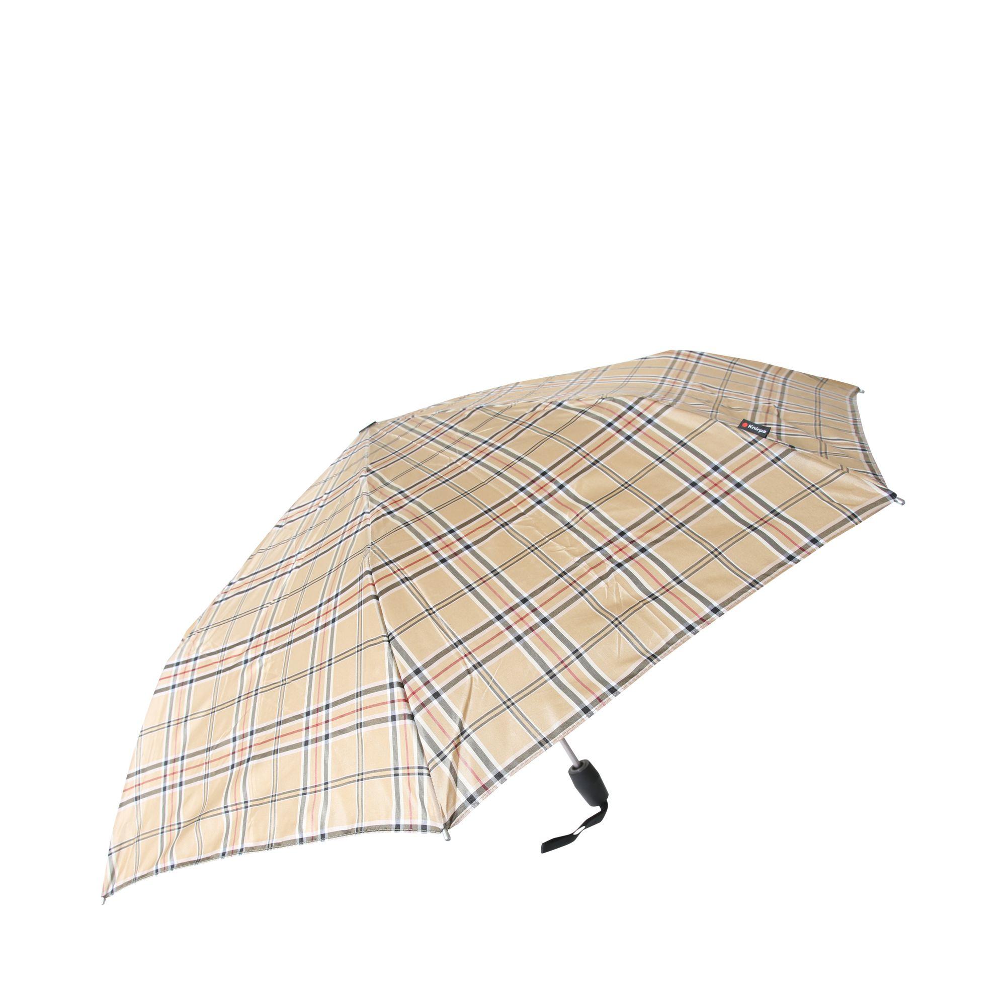 Knirps T2 paraply, Beige