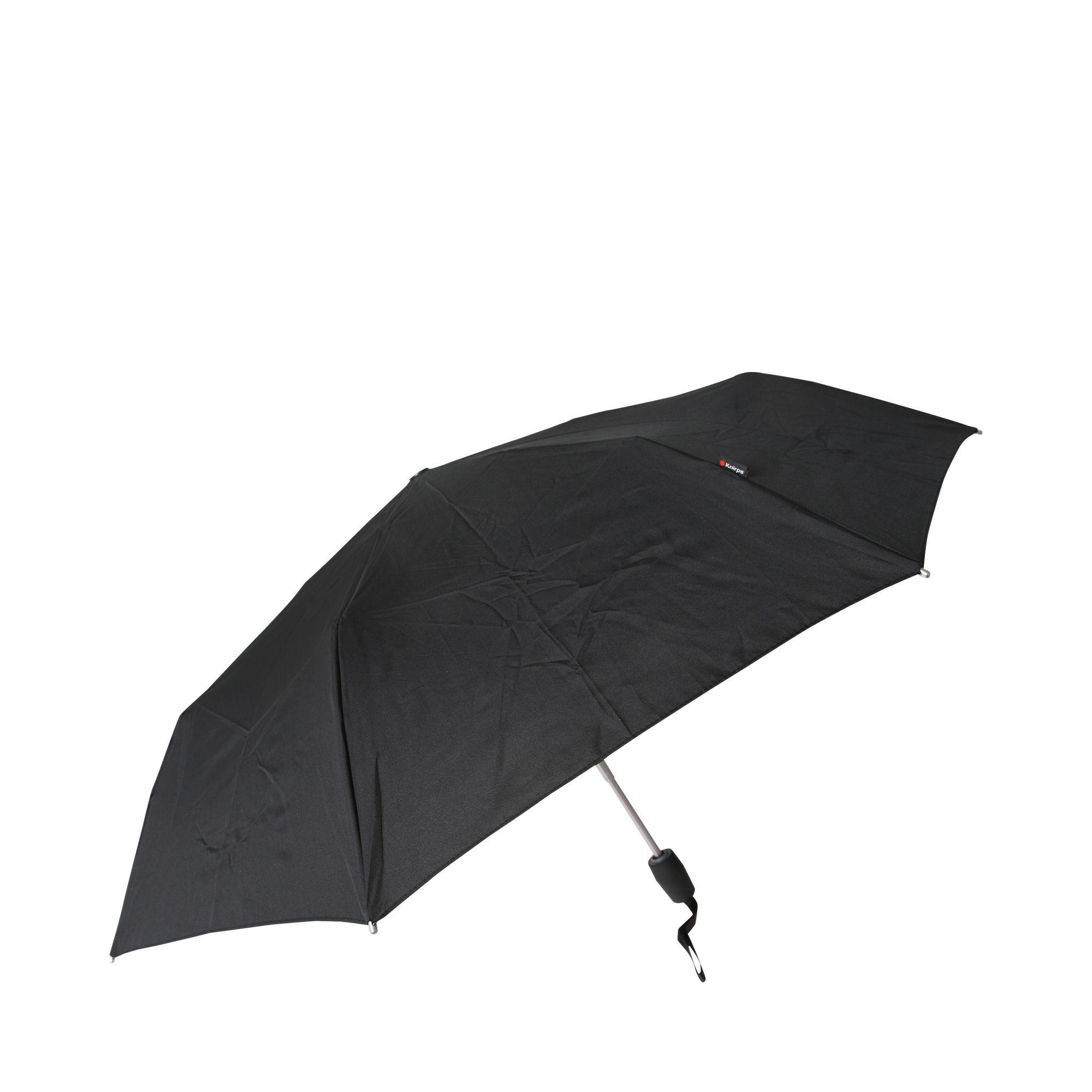 Knirps T2 paraply, Svart