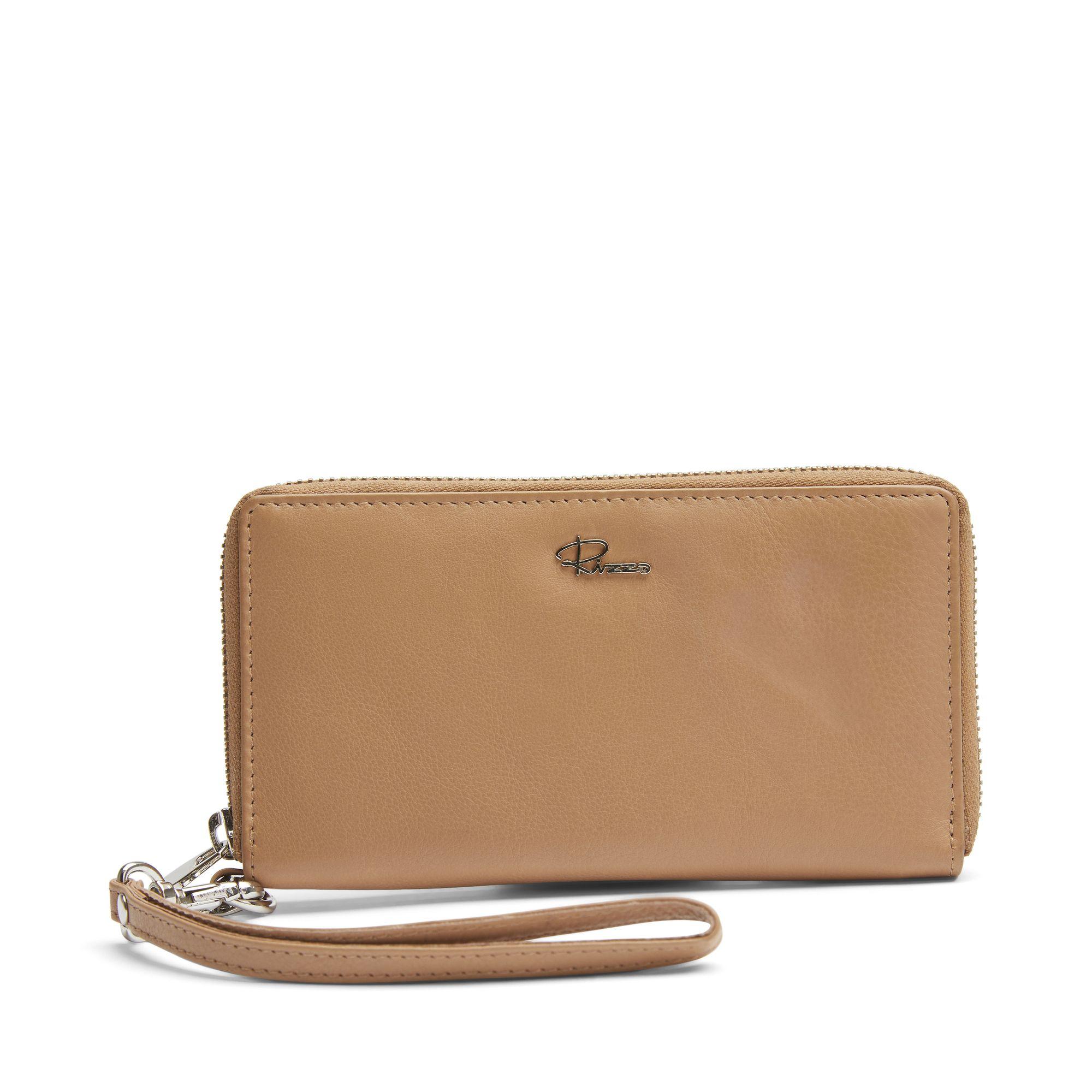 Rizzo Joy Arizona plånbok i skinn, Beige