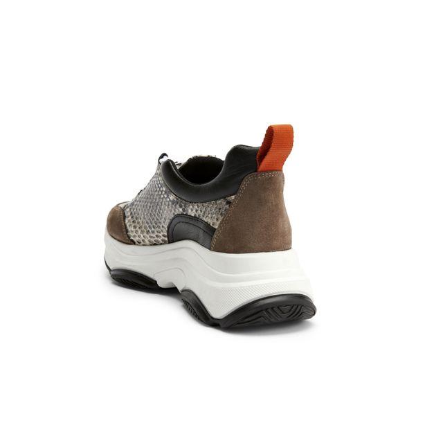 82365ff28aa Rizzo Aida chunky sneakers i skinn/mocka | Rizzo