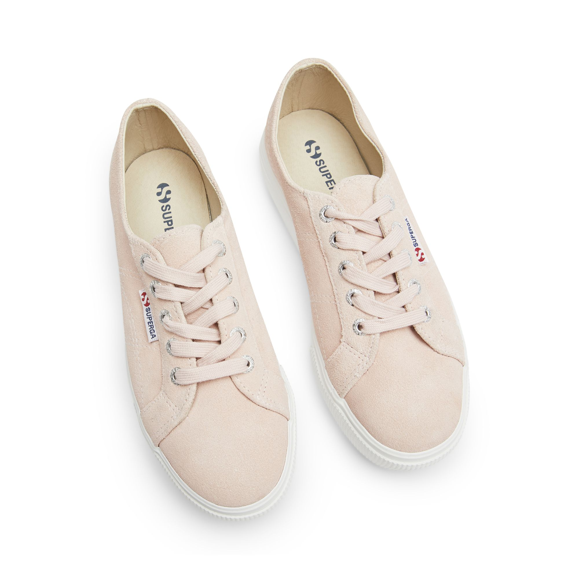 43112a93 Superga Superga 2790 sneakers med hög sula | Rizzo