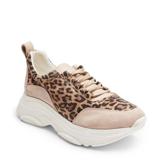 8f39ace5f5b Rizzo Aida chunky sneakers i mocka/skinn | Rizzo
