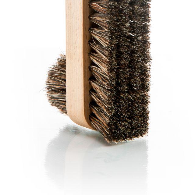 SPRINGYARD Applier Plus Brush skoborste för läder och mocka  0d6fbed0deb31
